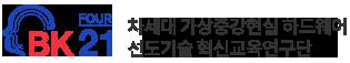 경희대학교 BK21FOUR 차세대 가상증강현실 하드웨어 선도기술 혁신교육연구단 로고